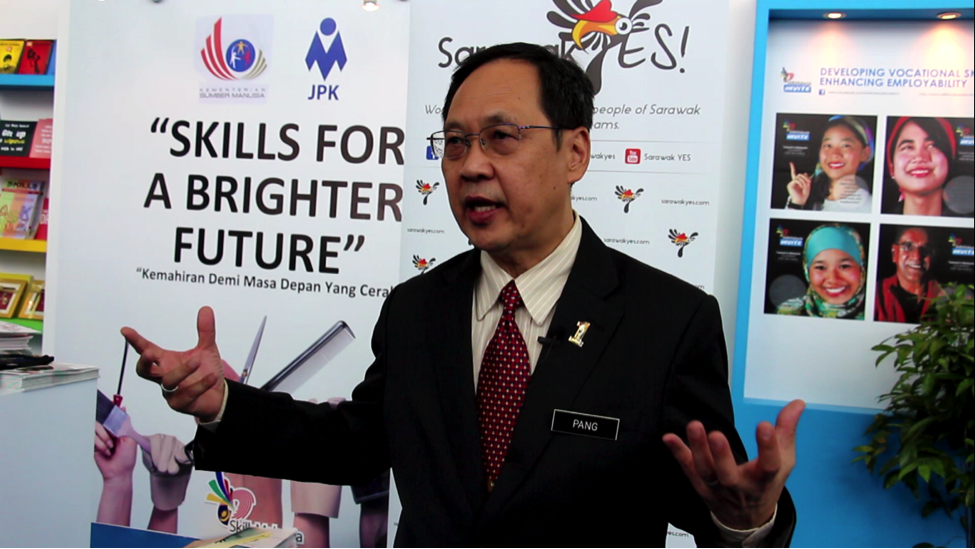 "TVET Offers ""Abundance of Opportunities"" in Sarawak"