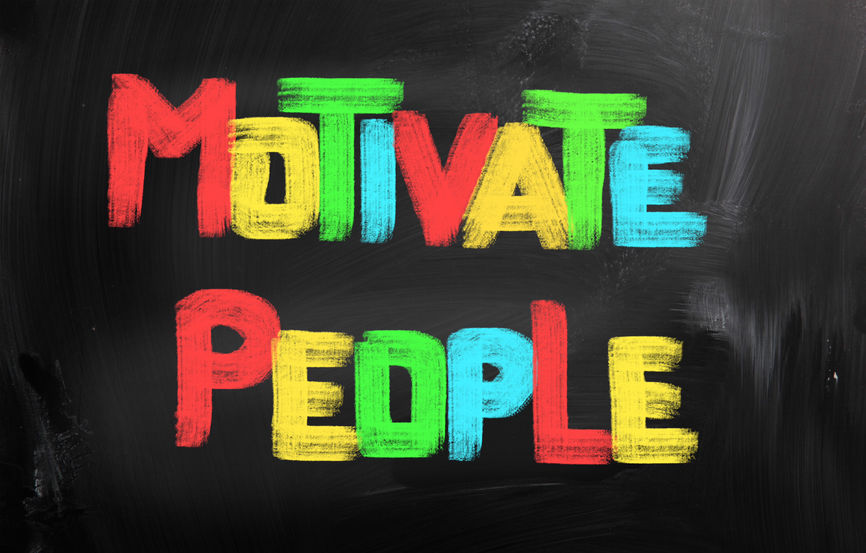 How to motivate your colleagues