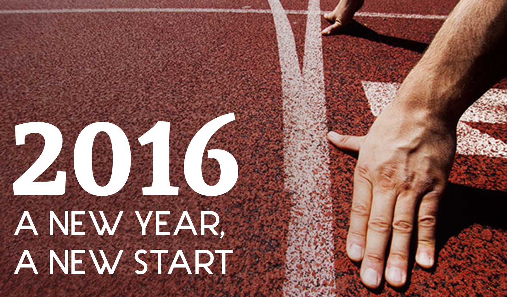 Be on track for 2016!