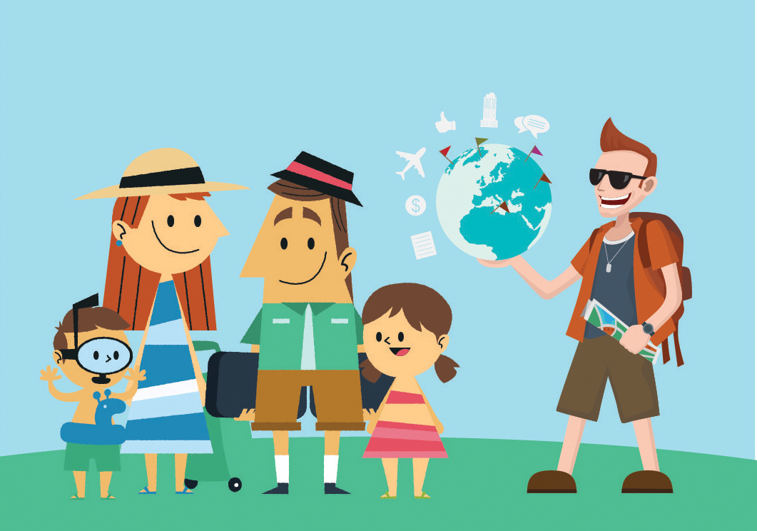 Thinking about a career in tourism?