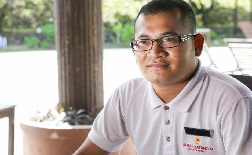 A passion for a career in the hospitality industry