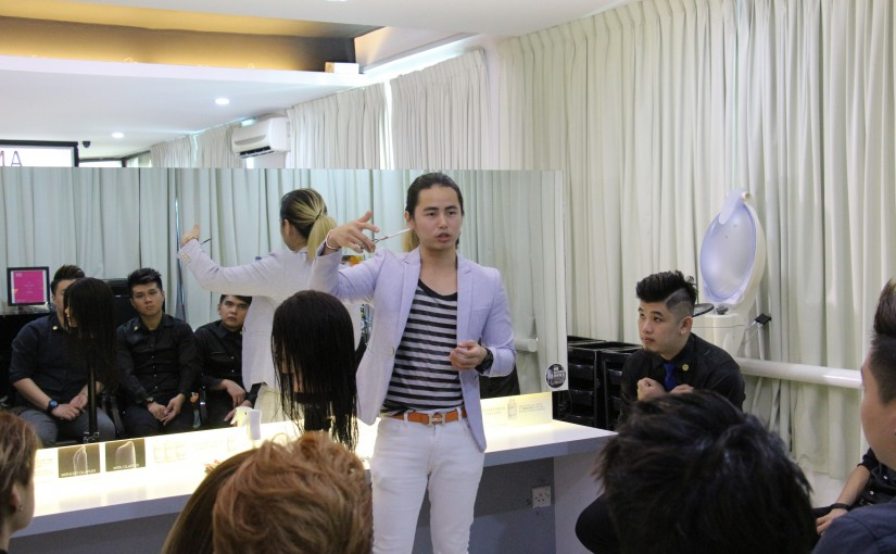 Finding entrepreneurial success as a hairstylist