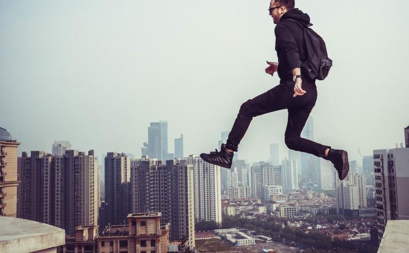 Why We Should Take Risks
