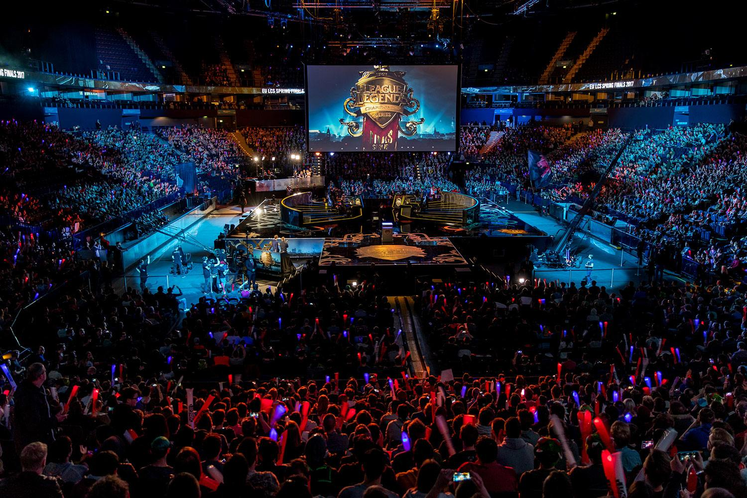 The growing eSports culture among us