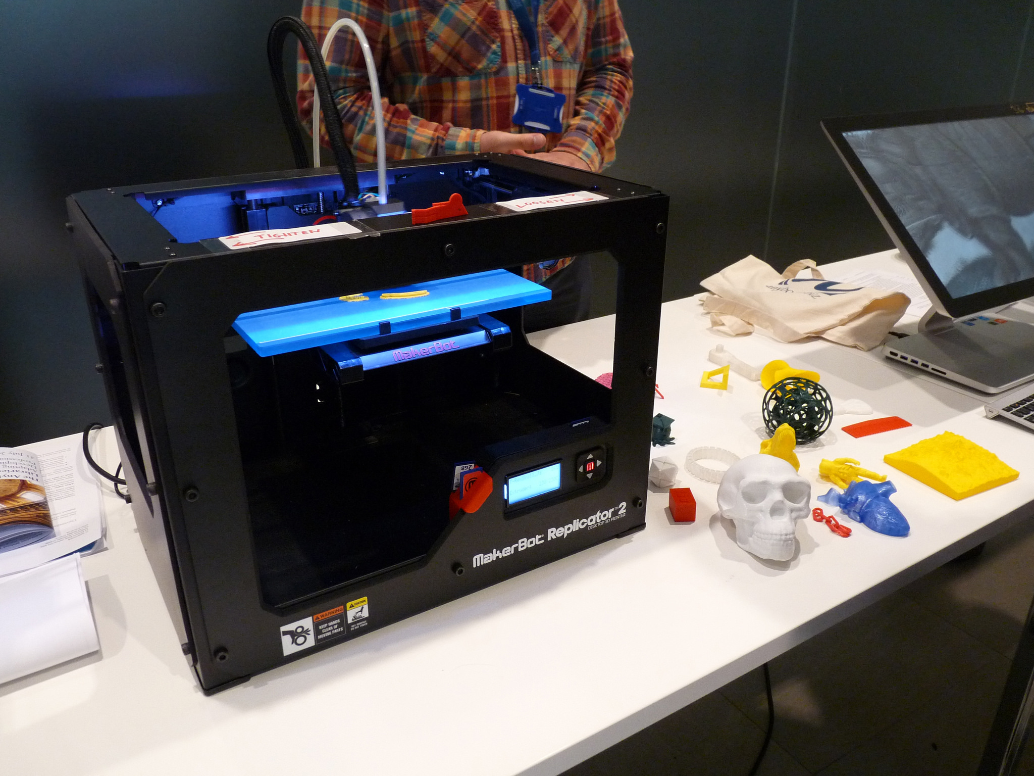 Are you 3D printing yet?