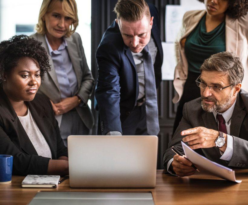 Looking at leadership in the digital era