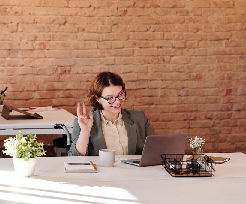 Preparing for a virtual interview
